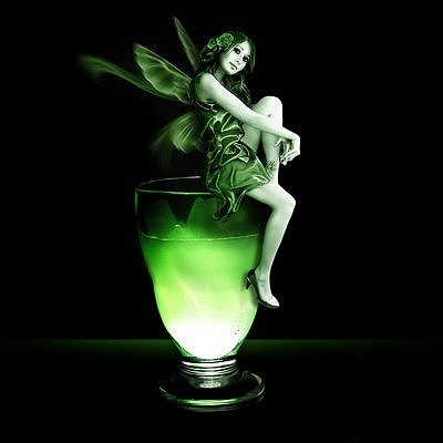 Абсент - алкогольный напиток изумрудно-зеленого цвета, основным...