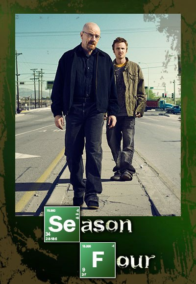 Во всё тяжкие 2 сезон