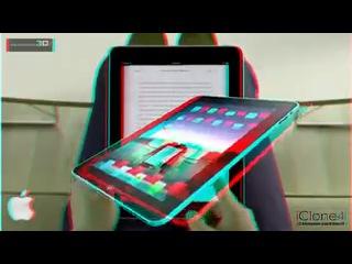 Видеозаписи 3D видео 3Д (Анаглиф)  2f43362256737