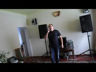 Песня Олега Хромова-На белом покрывале Января