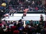 WWF SmackDown! 15.02.2001 - Мировой Рестлинг на канале СТС / Всеволод Кузнецов и Александр Новиков