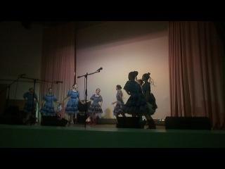 Наше выступление в Тулиновке