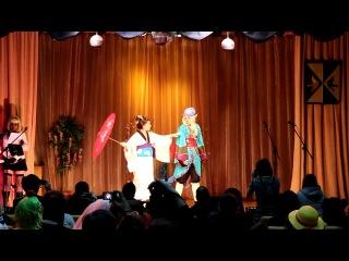 Renardange & Cookies - Mononoke ,Аптекарь, Кайо Одинцовский аниме фестиваль ODANI