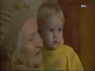 Сюжет о Паше на ТВ Франции 01. 01.2013