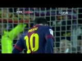 Барселона - Малага 2-2 / Кубок Испании - 1/4 финала