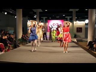 Fashion show Timole (Moscow Dreams)