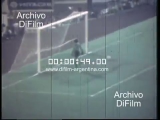 1979 Аргентина - СССР