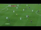 Кубок Испании 2012-13 /1/4 финала / Первый матч / Барселона — Малага [HD] (2 тайм)