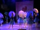 "Танец с зонтиками. Ансамбль ""Фуэтэ"""