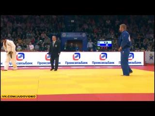[-100kg | Bronze Medal] SAMOILOVICH Sergey (RUS) - GASIMOV Elmar (AZE)