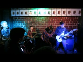 XNO - The 3d live @PoBarabanuBar 23 Nov 2013