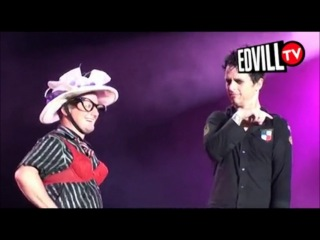 Green day tre cool and billie joe love (trillie) - 03
