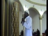 Азан в Мечети Ар-Рохьма
