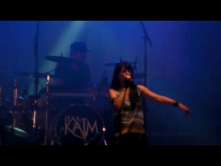 Isaa Kaim - Now I Could Cross You (Live) (HD)