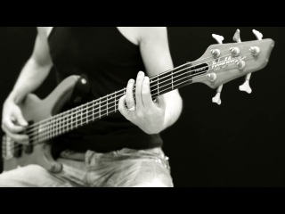 Slipknot - Gently (bass and guitar cover)