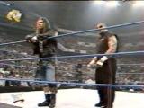 WWF SmackDown! 28.09.2000 - Мировой Рестлинг на канале СТС / Всеволод Кузнецов и Александр Новиков