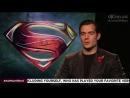 Бэтмен против Супермена  Batman vs. Superman.Интервью с Заком Снайдером и актёрами(Русский язык) [HD]