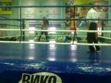 Шамиль Гаджиев ВШОР(в красном) vs Шамиль Давудов Барс(в черном) раунд 2