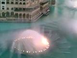 Поющие фонтаны в Дубае (Amin Rostami - Inghad Toro Doos Daram)