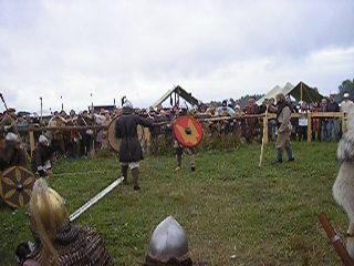 Варяг и Громовник: бой второй