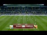 Кубок Испании 2012-13.1/4 финала.Ответный матч.Малага - Барселона : 2 - 4 (25.01.2013)
