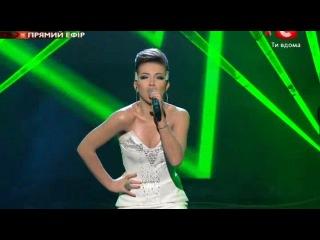 Юлия Плаксина - Не буду вспоминать (X-Фактор 01/12/2012)