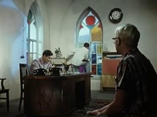"""""""Затем, на развалинах часовни...""""  Кавказская пленница, или Новые приключения Шурика (1967)"""