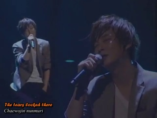 Shin Hye Sung 110903 The Road Not Taken Act II Live - 그리워 Longing (Eng Romanisation Sub)