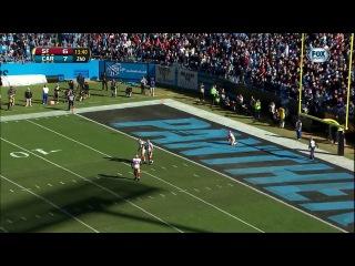 Американский футбол, NFL 2013-2014, NFC Divisional Playoff, 12.01.2014, San Francisco 49ers - Carolina Panthers, 1 половина, 720p, RU (36th Studio) А. Кондратенко