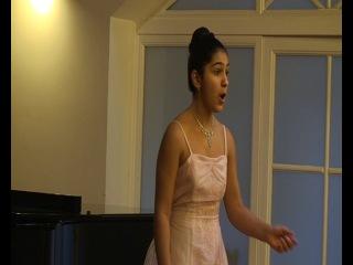 Жанна Худавердян. Концерт в музее П. И. Чайковского.