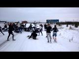 22.12.2013. мол + осн Челябинск vs мол + осн Екатеринбург, 38x38, 1.20 мин. победа Екатеринбурга