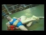 BSA Female Mma Boxing Wrestling Match From Eastern Europe