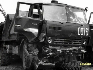 Афганская дорога Ю.Шкитун