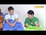 Gaki no Tsukai #1097 (2012.03.18) — Costume Talk