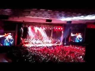 концерт Скорпионс с Волгограде!