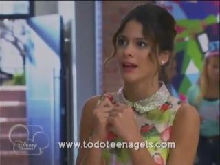 [Disney Channel Latino: Premiere] Violetta: Temporada 2, Serie 33 [Виолетта: 2 сезон, 33 серия](Эпизод, Capitulo, Episodio)[ИСП]