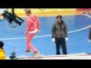 [FANCAM] 141013 Sanghun @ MBC ISAC