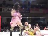 [My1Wrestling.ru] JWP 20th Anniversary Mania X 2012 - Nakamori & Ohata vs Nakajima & Sachie