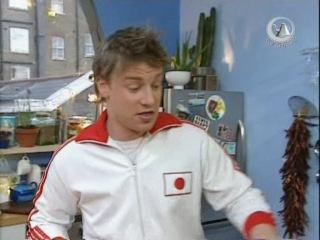 Жить вкусно с Джейми Оливером - Эпизод 48   Jamie Oliver - Oliver's Twist - Episode 48