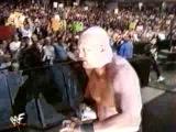 WWF SmackDown! 16.11.2000 - Мировой Рестлинг на канале СТС / Всеволод Кузнецов и Александр Новиков