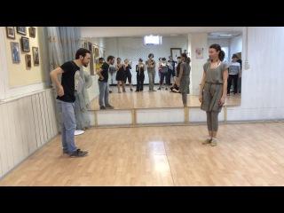 Workshop Игоря Беня и Веты Лебедевой. Соло джаз под счет