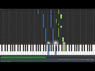Pandora Hearts - Lacie Music Box (Synthesia)