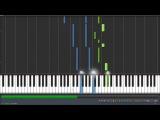 Pandora Hearts - Lacie Music Box (Synthesia)