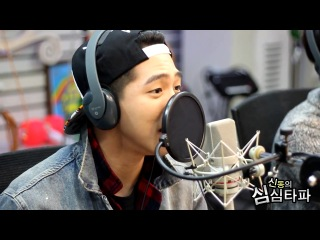 [CUT][131106]Baro - I love you (Live) @ ShimShimTapa