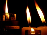 Горят свечи ( Релакс саксафон)