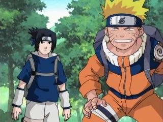Naruto/Наруто 1 сезон 7 серія укр озв. від QTV