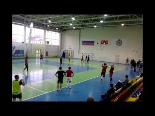 Водник U гол4 на чемпе болельщиков Волги в Павлово 16.11.13