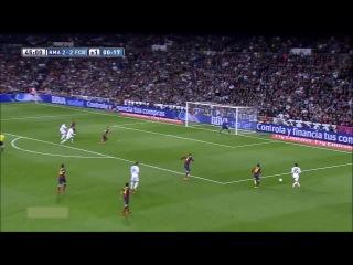 23.03.2014, Чемпионат Испании, el classico, Реал Мадрид- Барселона, 3:4