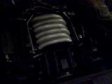 первые минуты работы двигателя Audi A6 C6 2.8 quattro