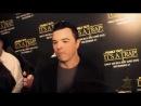 Seth MacFarlane StarCam Interview - It's a Trap Premiere